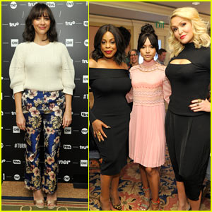 Rashida Jones Brings Her New Show 'Claws' to 2017 TCA
