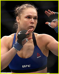 Ronda Rousey Resurfaces to Apply for Concealed Carry Permit