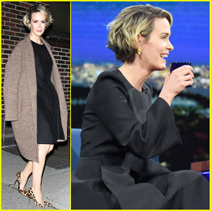 VIDEO: Sarah Paulson Still Hasn't Watched 'The People v. O.J. Simpson'