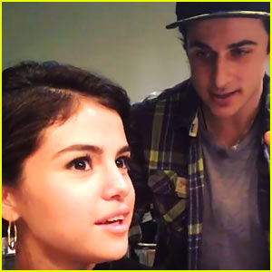selena gomez david henrie relationship advice
