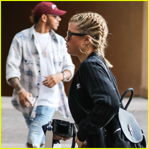 Sofia Richie & Lewis Hamilton Spark Dating Rumors After Getting Dinner Together