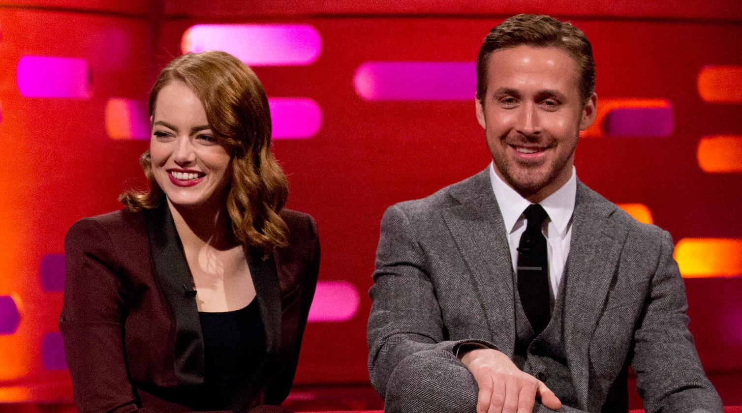 Ryan Gosling Emma Stone Dancing