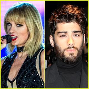 Taylor Swift Celebrates Zayn Malik's Birthday By Sharing 'I Don't Wanna Live Forever' Video Still!
