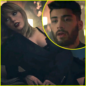 Taylor Swift & Zayn: 'I Don't Wanna Live Forever' Video - WATCH NOW!