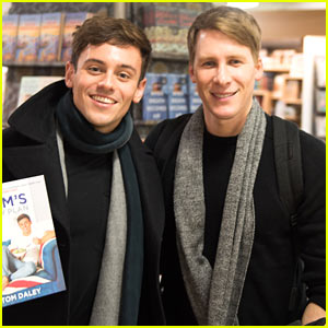 Tom Daley & Dustin Lance Black Are Getting Married in 2017!