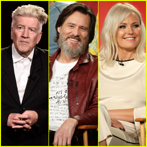 'Twin Peaks' Director David Lynch Makes Surprise Appearance at Showtime TCA Panel