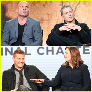 Wentworth Miller & Dominic Purcell On Reuniting For 'Prison Break' Reboot: 'We Are Like Brothers At This Point'