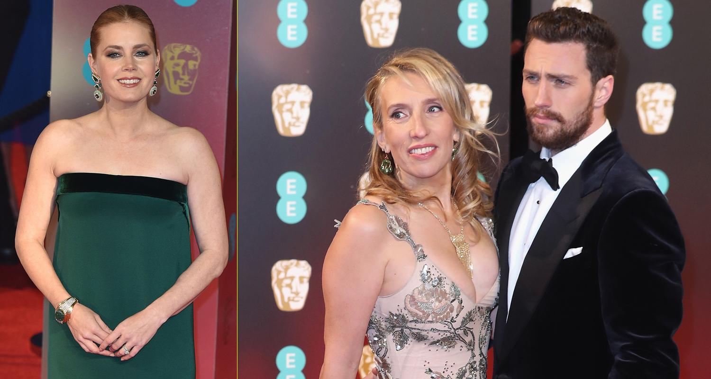 Amy Adams & Aaron Taylor-Johnson Bring 'Nocturnal Animals ...