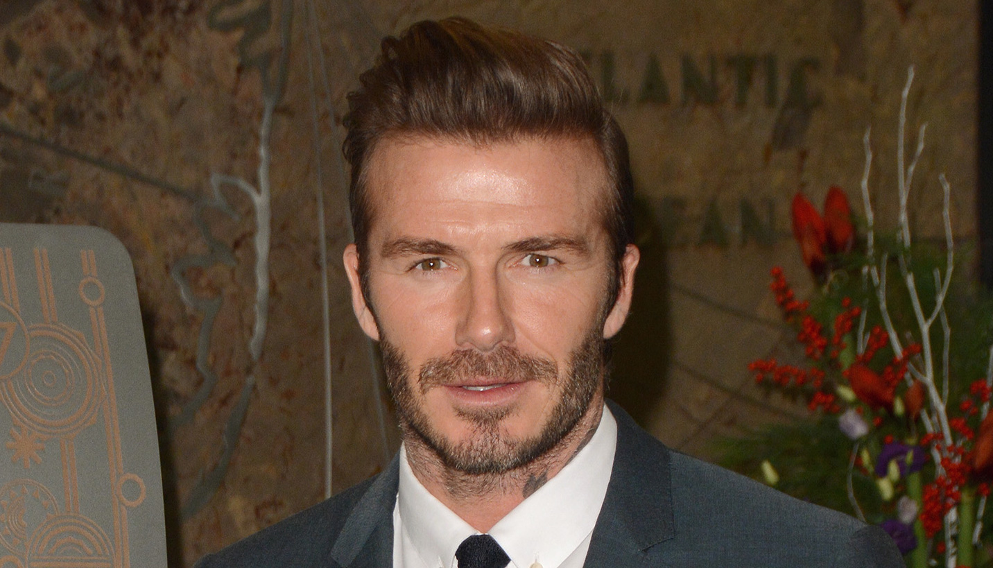 David Beckham Responds After Private Emails Leak Online David - Beckham hairstyle ferguson