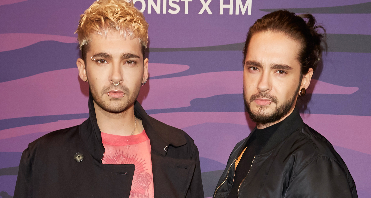 Picture of tom kaulitz - Tokio Hotel S Bill Tom Kaulitz Hit Up Berlin S Young Icons Award In Style Bill Kaulitz Georg Listing Tokio Hotel Tom Kaulitz Just Jared