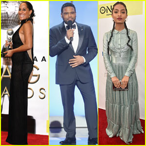 'black-ish' Wins Outstanding Comedy Series at the 2017 NAACP Image Awards!