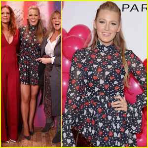 Blake Lively Hosted the Ultimate Galentine's Day Party!
