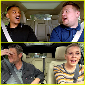 'Carpool Karaoke' Promo Debuts & Features Tons of Celebs - Watch Now!