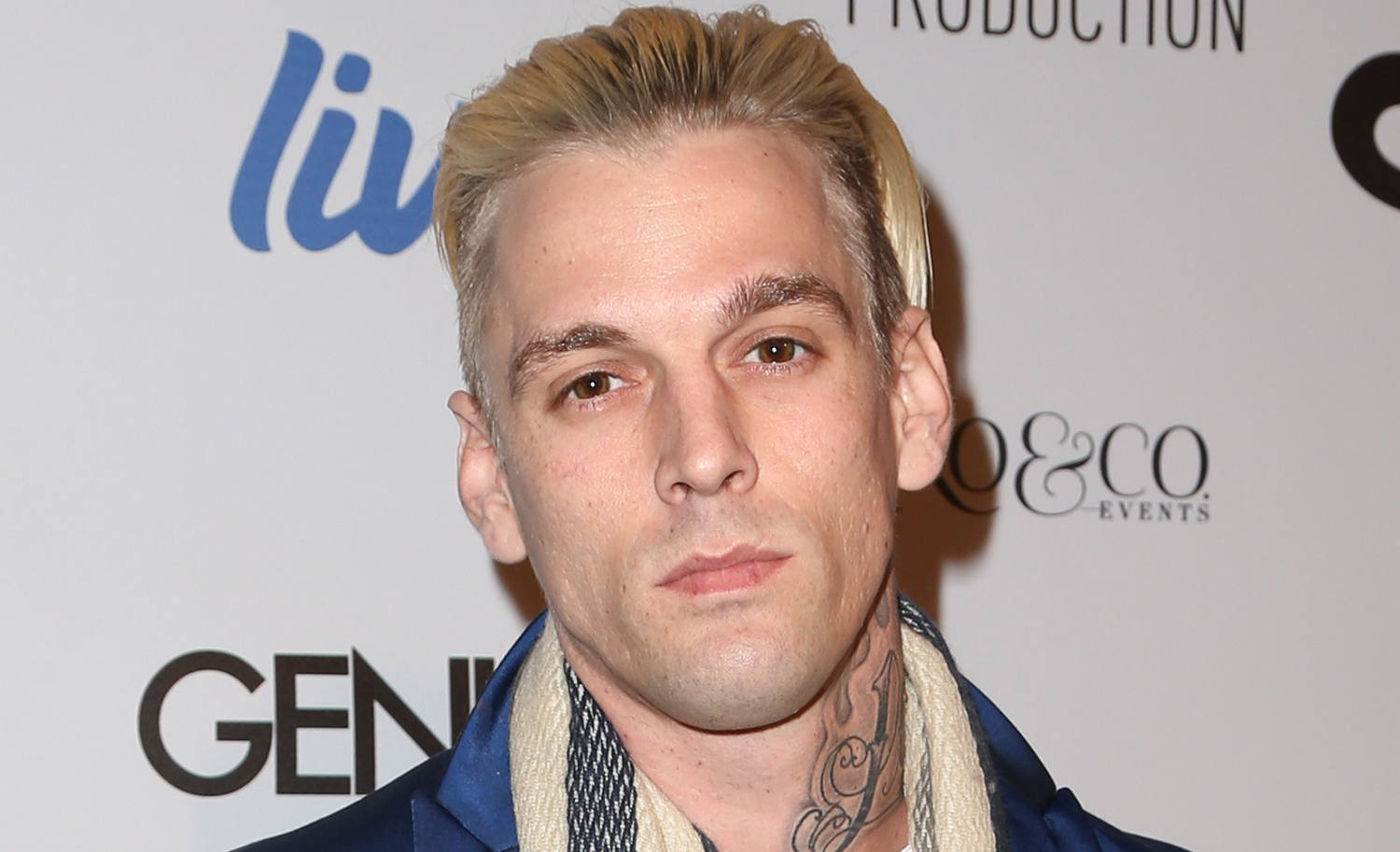The Face of Meth/The Official Aaron Carter Aging Timeline ...
