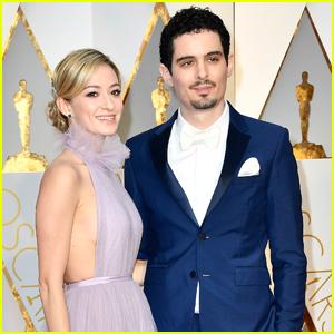 'La La Land' Director Damien Chazelle Brings Girlfriend Olivia Hamilton to Oscars 2017