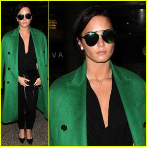 Demi Lovato Praises Lady Gaga's Super Bowl Halftime Show