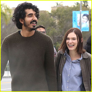 Dev Patel Spends the Day with Rumored Girlfriend Tilda Cobham-Hervey!