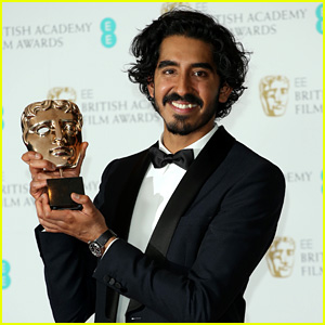Dev Patel Wins Best Supporting Actor at BAFTAs 2017!