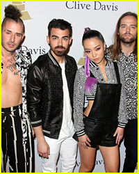 Joe Jonas & DNCE Surprised Fans at a Dance Marathon