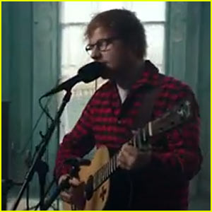 Ed Sheeran Drops Live Video for 'How Would You Feel' - Watch Now!