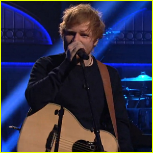6077464d Ed Sheeran Makes Second Appearance on 'Saturday Night Live' - Watch Now!
