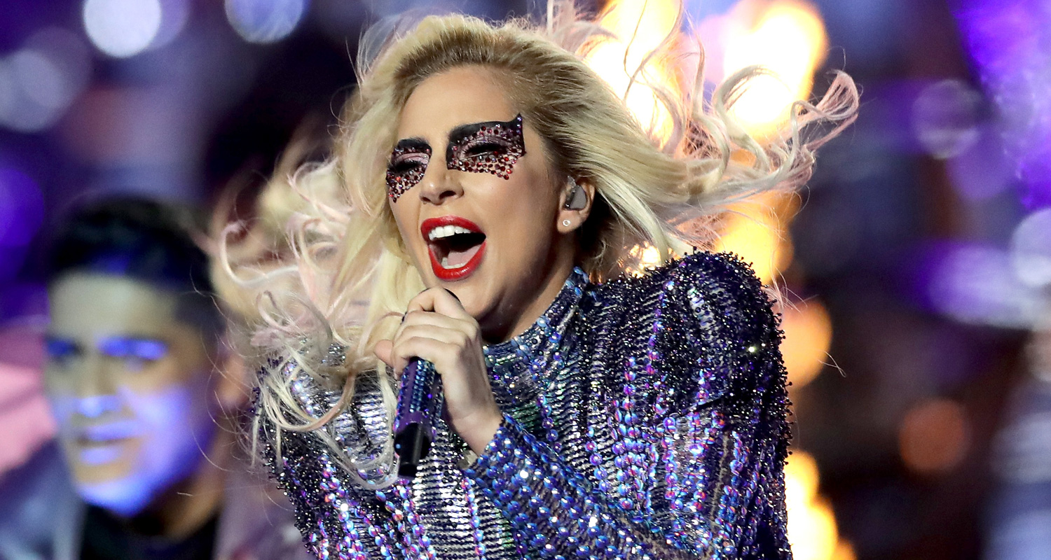 Lady Gaga Sells Out Entire Tour, Re-enters Billboard's Top ...
