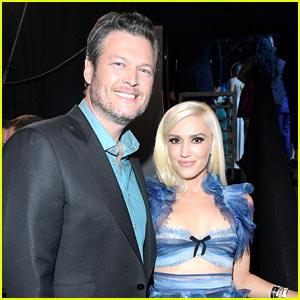 Gwen Stefani Joins Blake