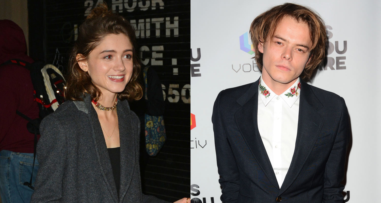 Stranger Things' Natalia Dyer Supports Rumored Boyfriend ...