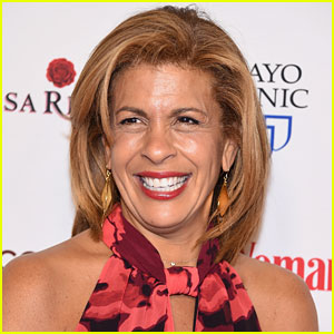 Today Show's Hoda Kotb Adopts Baby Girl Haley Joy!