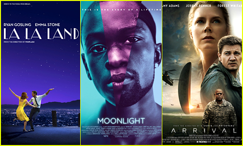 How to Stream 2017's Oscar-Nominated Films!
