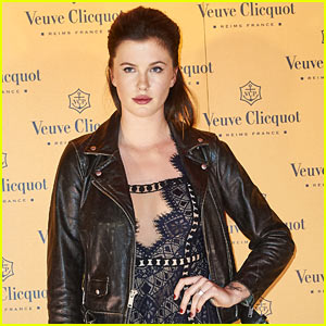 Ireland Baldwin is Stuck in