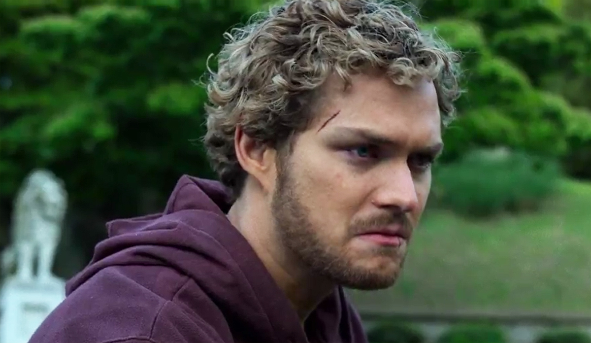 'Iron Fist' Trailer Debut – Watch Finn Jones in Marvel's ...