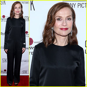 Isabelle Huppert Shares Set Photos from Upcoming Film 'Eva'