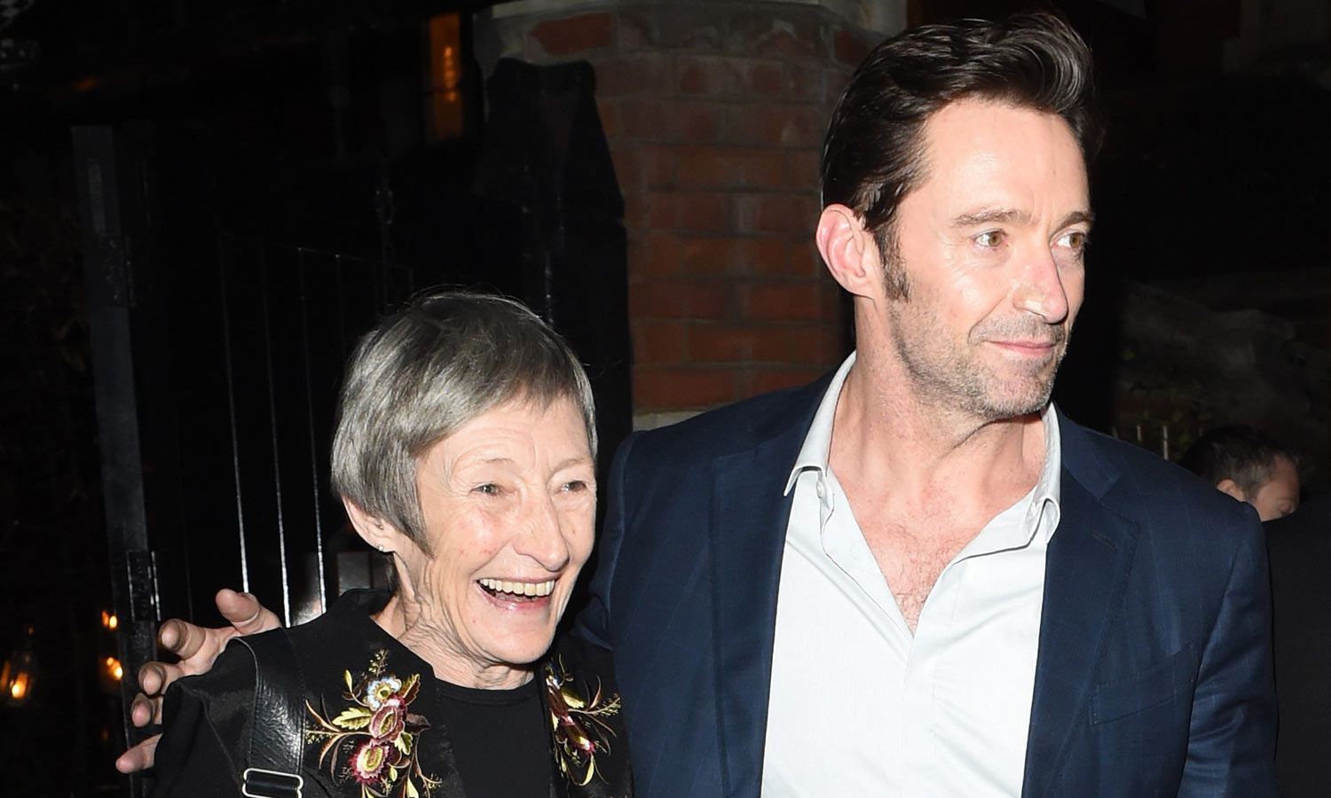 jackman single parents They dreamed a dream: les misérables is a whole new kind of movie musical if the hollywood blockbuster-in-waiting doesn't entirely match hugo's furious cry of class struggle, it may well.
