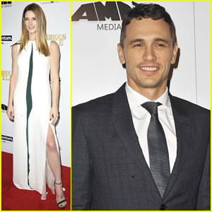James Franco, Ashley Greene & Austin Stowell Bring 'In Dubious Battle' To Hollywood!