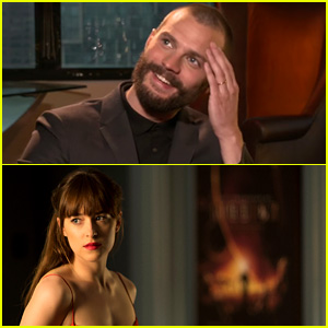 Jamie Dornan Explains the 'Chronicles of Riddick' Poster in Christian Grey's Childhood Bedroom