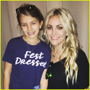 Jamie Lynn Spears Wrote a Touching Song Inspired By Her Daughter