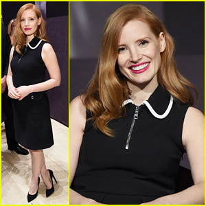 Jessica Chastain Doesn't Want Women To Be Valued For Their Sexual Attraction!