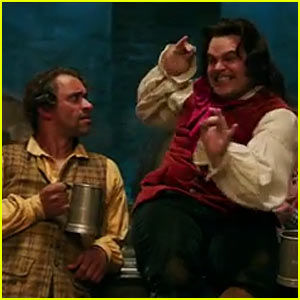Josh Gad Performs 'Gaston' in New 'Beauty & the Beast' Clip (Video)