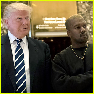 Kanye West Deletes Tweets About Trump, Isn't Happy with Him