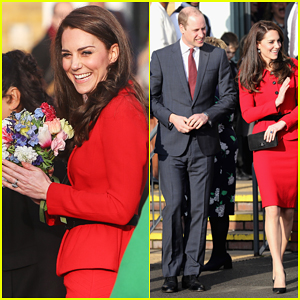 Kate Middleton & Prince William Kick Off Children's Mental Health Week By Spreading Message Of Kindess!