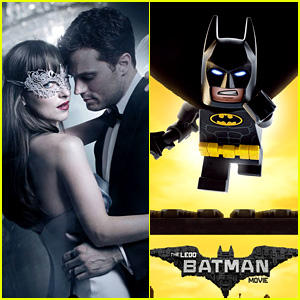 'Lego Batman Movie' & 'Fifty Shades' Will Lead the Weekend's Box Office Again
