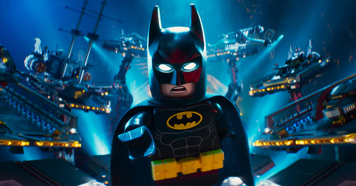 Is There a 'Lego Batman Movie' End Credits Scene? | Lego ...