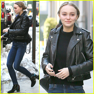 Lily-Rose Depp Sends Love to Her 'Chanel' Family