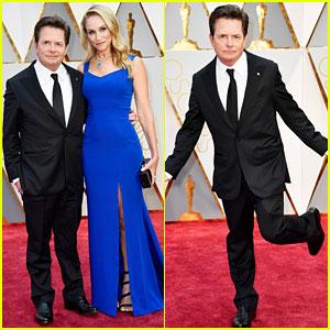 Michael J Fox Photos, News and Videos | Just Jared