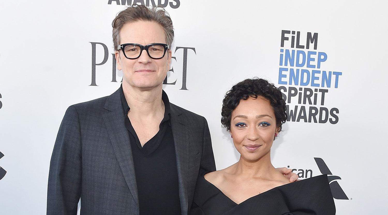 ... Colin Firth's Supp...