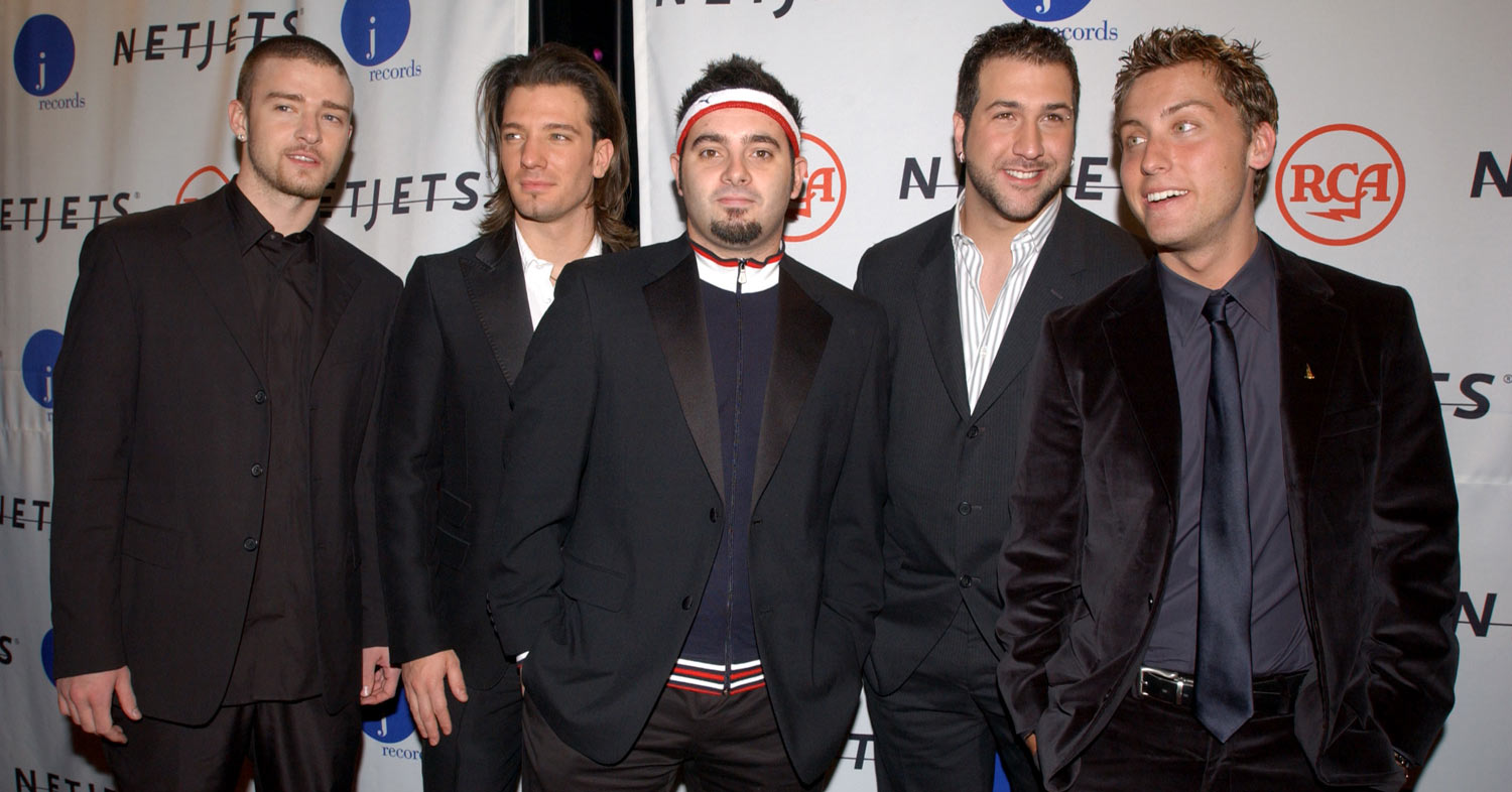 NSYNC Isn't Reuniting Despite Lance Bass's Comments | 'N ...