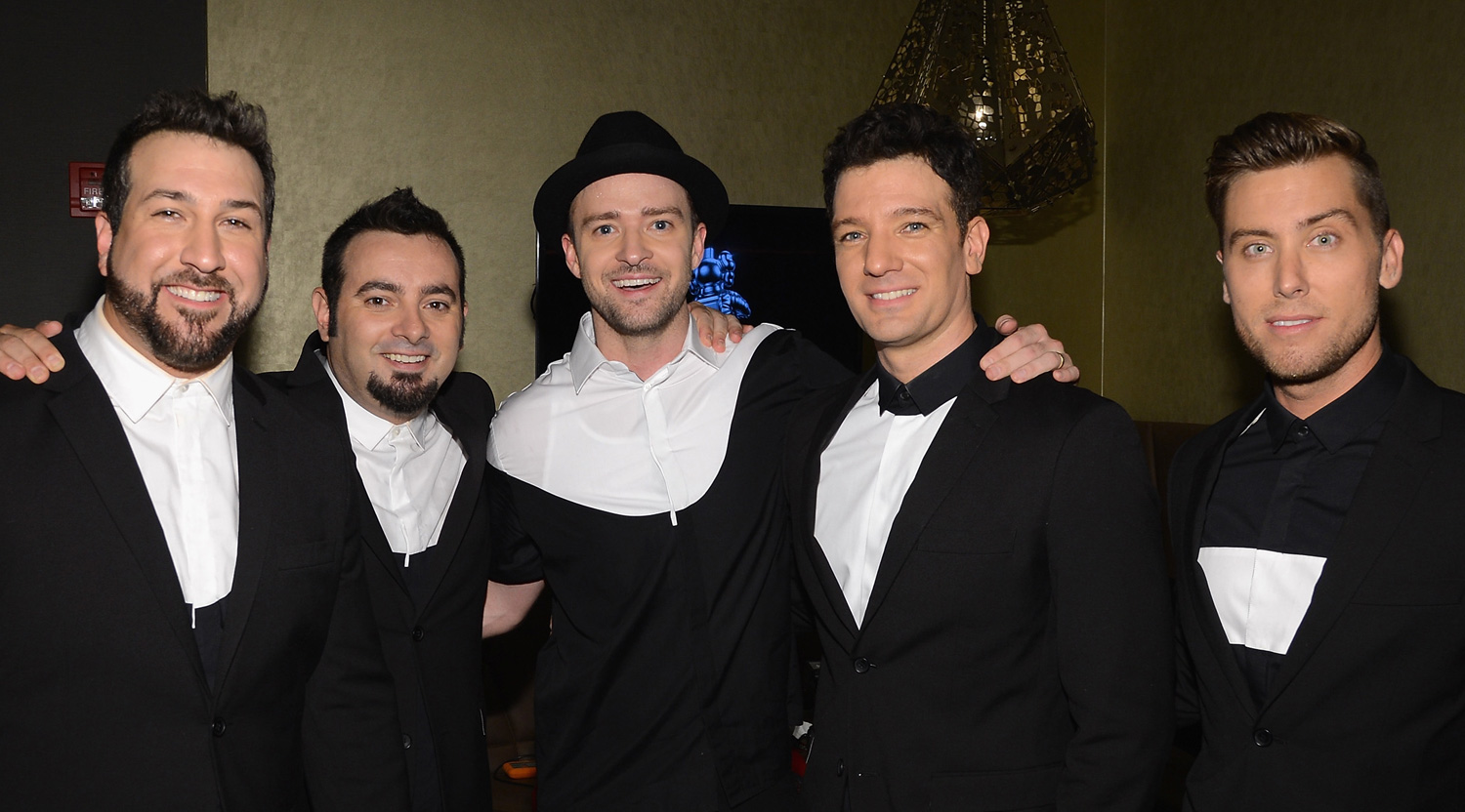 NSYNC Will Reunite at Some Point in 2017, Lance Bass Reveals | \'N ...