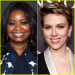 Octavia Spencer & Scarlett Johansson to Host 'SNL' in March!