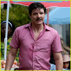 Pedro Pascal Is Hard at Work on 'Narcos' Season 3 Set!